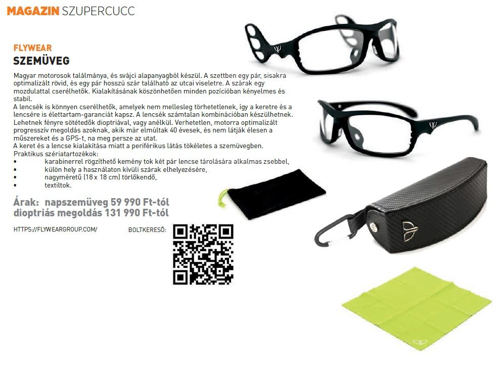 SuperBike Magazin – Szupercucc termékbemutató