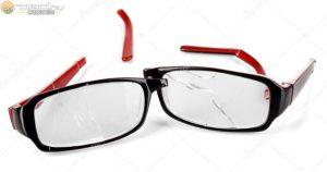 a látás romlik, ha nem viselik)