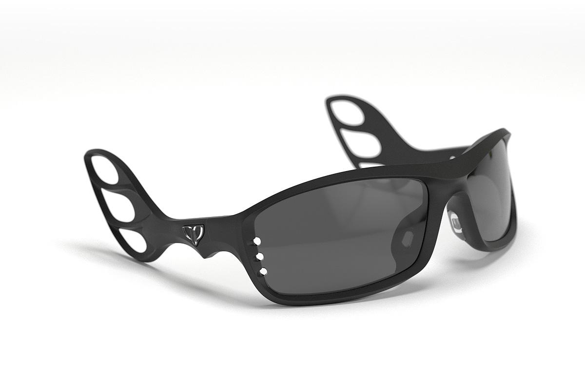 Flywear szemüveg fényre sötétedő TRANSITIONS® XTRACTIVE® lencsével